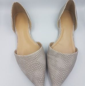 Expression Shoes - Expression Ellie Flats NWT